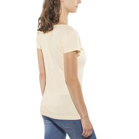 Directalpine Organic 1.0 - T-shirt manches courtes Femme - blanc